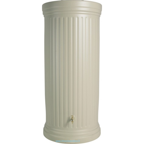 Réservoir colonne cylindrique 330L Garantia
