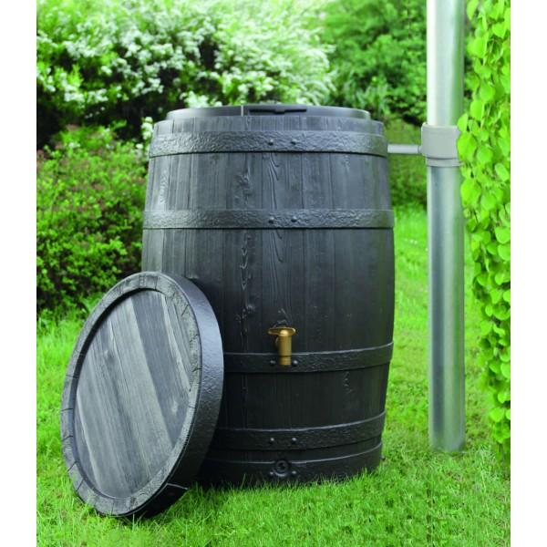 Réservoir Tonneau VINO 250L/400L Garantia avec robinet et collecteur