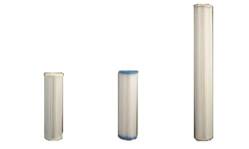 Filtre BIG Blue plissé 30 microns en 10 ou 20 pouces