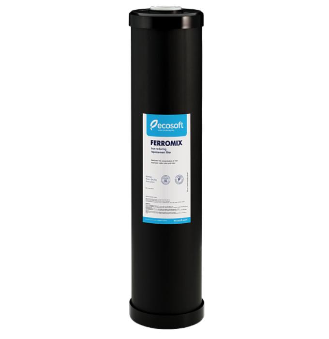 filtre ferromix 20 pouces BIG Ecosoft pour la contamination de fer dans l'eau